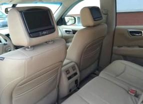 Nissan Pathfinder (В поисках края света)