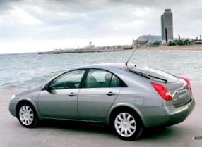 Nissan Primera и Toyota Carina (Близнецы?)