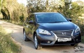 Nissan Sentra: Определяем достоинства