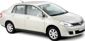 Nissan Tiida – впечатления владельцев
