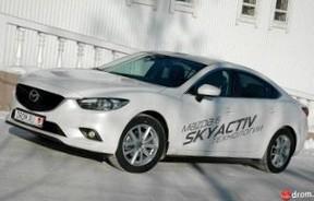 Новая Mazda6: Красивее, престижнее, дороже