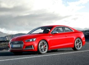 Новые Audi A5 и S5 Coupe презентовали в России