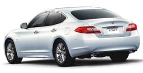 Новые технологии в Nissan Fuga
