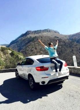 Новый харизматичный BMW X6