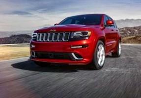 Новый Jeep Grand Cherokee