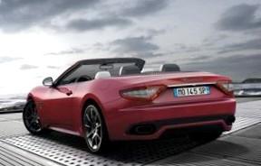 Новый кабриолет от Maserati под названием GranCabrio
