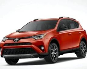 Новый кроссовер Toyota Rav4 2015