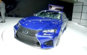 Новый Lexus GS: первый взгляд