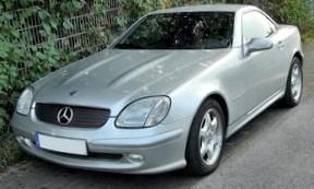 Новый Mercedes SLK: скорость и волшебство