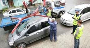 Новый порядок эвакуации автомобилей с 19 июня 2015 года