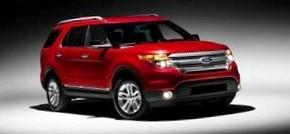 Новый внедорожник от Ford