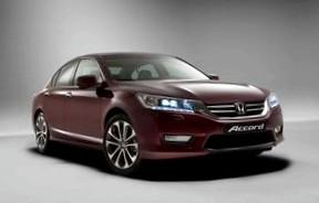 Объявлены российские цены на новую модель Honda Accord