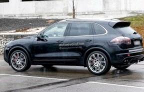 Обновленный Porsche Cayenne