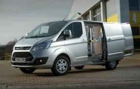 Обзор: Плюсы и минусы 2013 Ford Transit Custom, коммерческий фургон