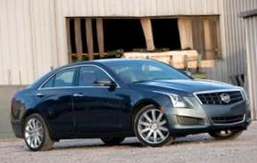 Обзор седана Cadillac ATS