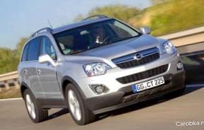 Opel Antara 2010 настоящий немецкий внедорожник