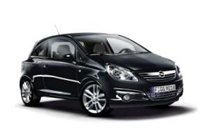 Opel Corsa 2007 г.в. (Оружие антифранцузской коалиции)