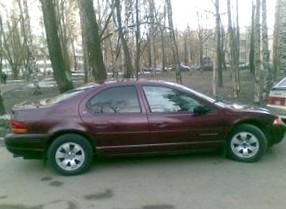 Отзыв о Dodge  Stratus (Додж Стратус), 2,4-L, АКПП, седан, 2000 год