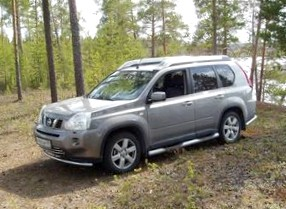 Отзыв о Ниссан Экстрейл  (Nissan X-Trail), кроссовер (SUV),  МКПП, 2008