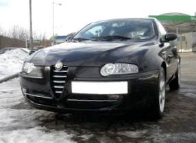 Отзыв об автомобиле Alfa Romeo 147  (Альфа Ромео 147), хетчбек, АКПП, 2004 г.в.