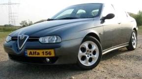 Отзыв об автомобиле Alfa Romeo 156 (Альфа Ромео 156), 2,0-L, седан, МКПП, 2000 г.в.