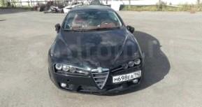 Отзыв об автомобиле Alfa Romeo Brera (Альфа Ромео Брера), купе, АКПП,  2007 г.в.