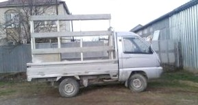 Отзыв об автомобиле FAW 1010 (ФАУ 1010 ), МКПП, минивэн, 2006 год.