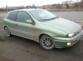 Отзыв об автомобиле FIAT Brava (ФИАТ Брава), 1,4-L , МКПП, хэтчбек, 1996 год