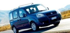 Отзыв об автомобиле FIAT Doblo Dynamic (ФИАТ Добло), 1,4-L, МКПП, минивэн, 2006 год