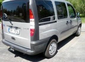 Отзыв об автомобиле FIAT Doblo (ФИАТ Добло), 1,6-L, МКПП, минивэн, 2002 год