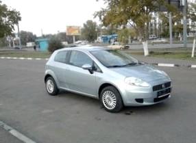 Отзыв об автомобиле FIAT Grande Punto 3D (ФИАТ Гранде Пунто), 1,4-L, АКПП, хэтчбэк, 2008год
