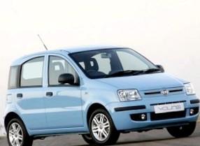 Отзыв об автомобиле FIAT Panda (ФИАТ Панда Актив), 1,2-L, МКПП, хэтчбэк, 2007 год