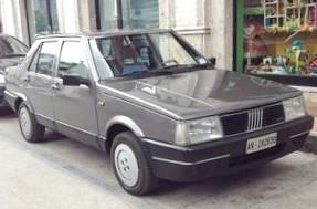 Отзыв об автомобиле FIAT Regata (ФИАТ Регата), 1,5-L , МКПП, универсал, 1985 год
