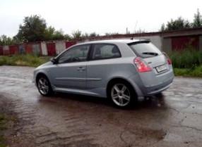 Отзыв об автомобиле FIAT Stilo (ФИАТ Стило), 1,6-L, МКПП, хэтчбэк/купе, 2002 год
