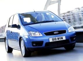 Отзыв об автомобиле FORD C-Max (ФОРД Си-Макс), 1,6-L TD, МКПП, минивэн, 2004 год