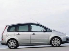 Отзыв об автомобиле FORD C-Max (ФОРД Си-Макс), 1,8-L, МКПП, минивэн, 2007 год