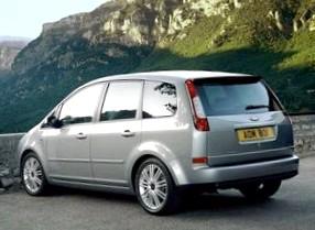 Отзыв об автомобиле FORD C-Max (ФОРД Си-Макс), 2,0-L, АКПП, минивэн, 2007 год