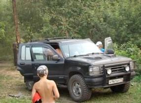 Отзыв об автомобиле FORD Explorer (ФОРД Эксплорер), 4,0-L, АКПП, внедорожник (SUV), 1992 год