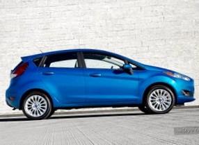 Отзыв об автомобиле FORD Fiesta (ФОРД Фиеста), 1,4-L , МКПП, хэтчбэк,