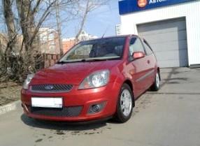Отзыв об автомобиле FORD Fiesta Ghia(ФОРД Фиеста), 1,4-L , МКПП, хэтчбэк, 2007 год