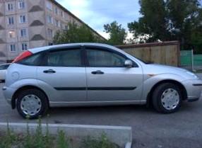 Отзыв об автомобиле FORD Focus (ФОРД Фокус), 1,4-L, МКПП, хэтчбэк, 2004