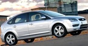 Отзыв об автомобиле FORD Focus (ФОРД Фокус), 1,45-L, АКПП, кабрио/седан, 2007 год