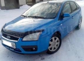 Отзыв об автомобиле FORD Focus (ФОРД Фокус), 1,8-L, МКПП, седан, 2007