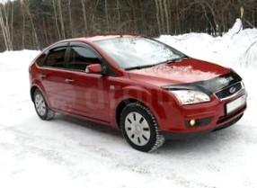 Отзыв об автомобиле FORD Focus (ФОРД Фокус), 1,8-L , МКПП, хэтчбэк, 2007 год