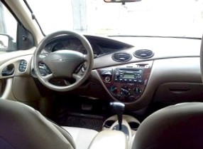 Отзыв об автомобиле FORD Focus (ФОРД Фокус), 2,0-L, АКПП, универсал, 2007