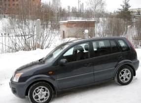 Отзыв об автомобиле FORD Fusion (ФОРД Фьюжн), 1,4 -L, МКПП, универсал, 2007 год,