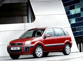 Отзыв об автомобиле FORD Fusion (ФОРД Фьюжн), 1,6 -L, МКПП, хэтчбек, 2006 год