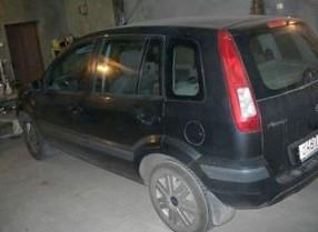 Отзыв об автомобиле FORD Fusion (ФОРД Фьюжн), 1.6-L, МКПП, универсал, 2007 год