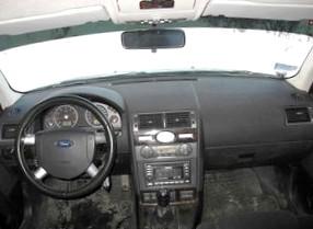 Отзыв об автомобиле FORD Mondeo (ФОРД Мондео), 2,0-L , седан, АКПП, 2005 год,