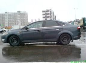 Отзыв об автомобиле FORD Mondeo (ФОРД Мондео), 2,0-L ,седан , АКПП, 2006 г.в.